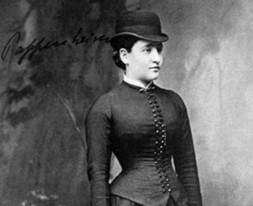 Die berühmte Patientin Anna O.