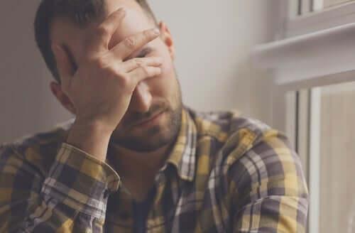Der Patient fühlt sich wie ein schlechter Mensch, nur weil er einen bestimmten Gedanken hat.