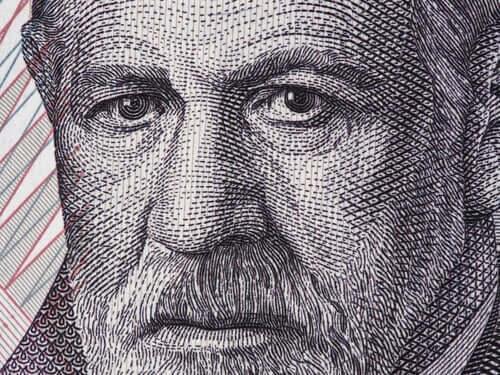 das ökonomische Modell - Freud Kunstwerk