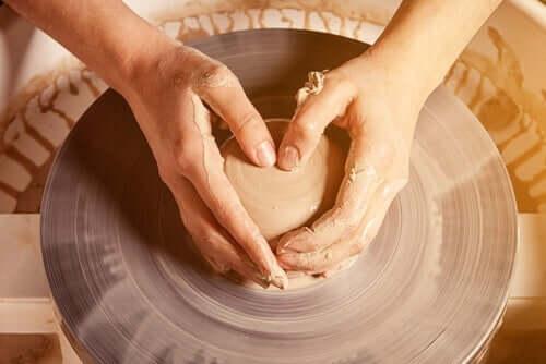 Das Arbeiten mit deinen Händen ist gut für dein Gehirn
