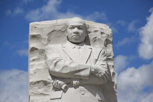 Martin Luther King Jr. wurde am 15. Januar 1929 in Atlanta, Georgia, geboren.