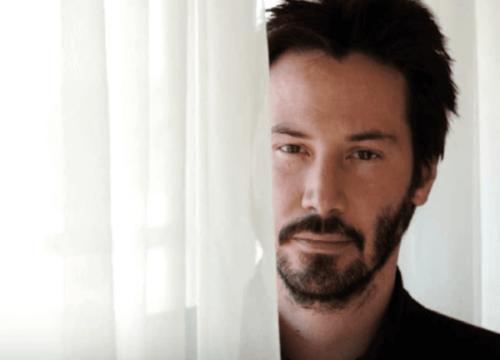 Keanu Reeves, ein wirklich außergewöhnlicher Prominenter