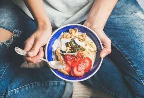 Bewusstes Essen für mehr Wohlbefinden und Genuss