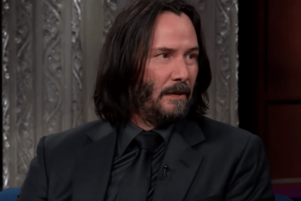 Keanu Reeves - im Interview