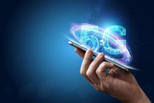 5G-Netzwerke für den Mobilgerätesektor.
