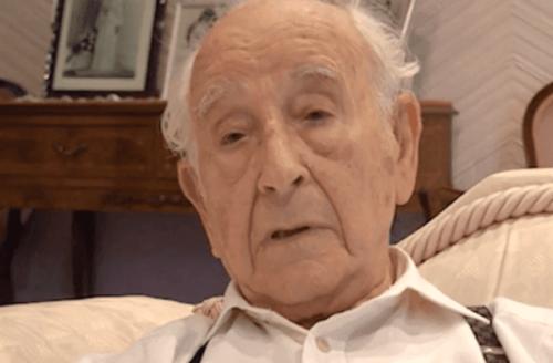 Chaim Ferster: Ein Mann, der dem Tod entkommen ist