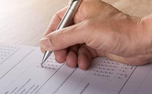 Den Interviews und der Analyse mehrerer Berichte zufolge, sind die Forscher zu dem Schluss gekommen, dass die Durchführung dieses Tests etwa eineinhalb Stunden dauert.