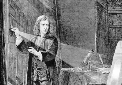Isaac Newton Jungfrau