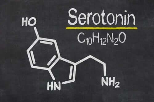 Serotonin zählt zur Gruppe der Monoamine.