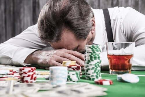 Pathologische Glücksspieler und kognitive Verzerrungen