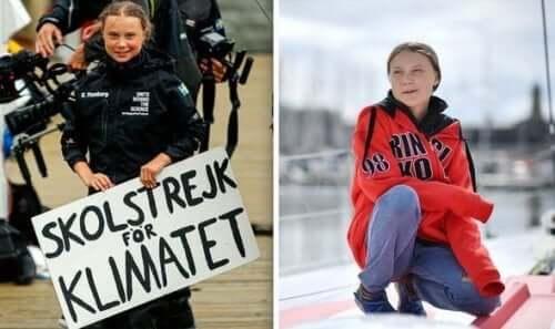 Greta Thunberg - Protest
