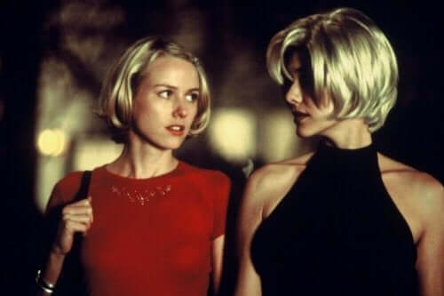 Mulholland Drive - zwei Frauen