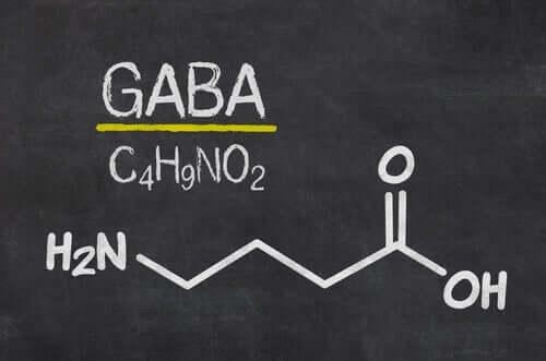 Neurobiologie der Enttäuschung - GABA chemische Formel