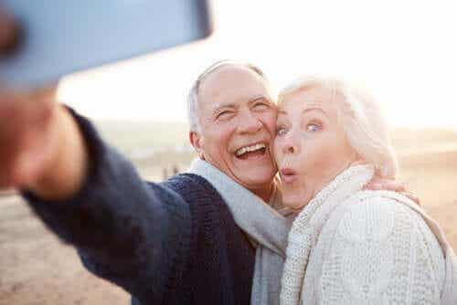 Der Unterschied zwischen Altern und Älterwerden