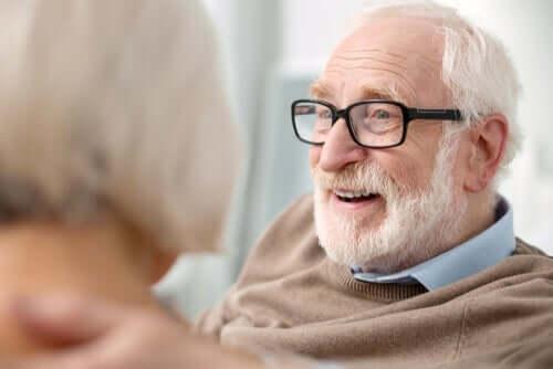 Menschen mit einem jugendlichem Geist fühlen sich trotz ihres Alters nicht alt.