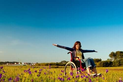Einbeziehung von Menschen mit Behinderungen: eine integrative Gesellschaft schaffen