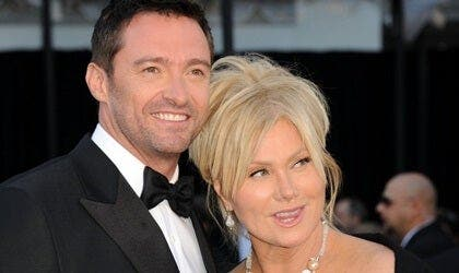 Altersunterschied bei Paaren: Hugh Jackman und Deborra-Lee Furness