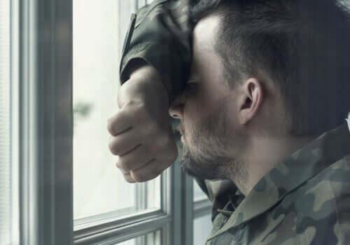 Das Soldaten-Syndrom: Posttraumatische Belastungsstörung (PTBS)