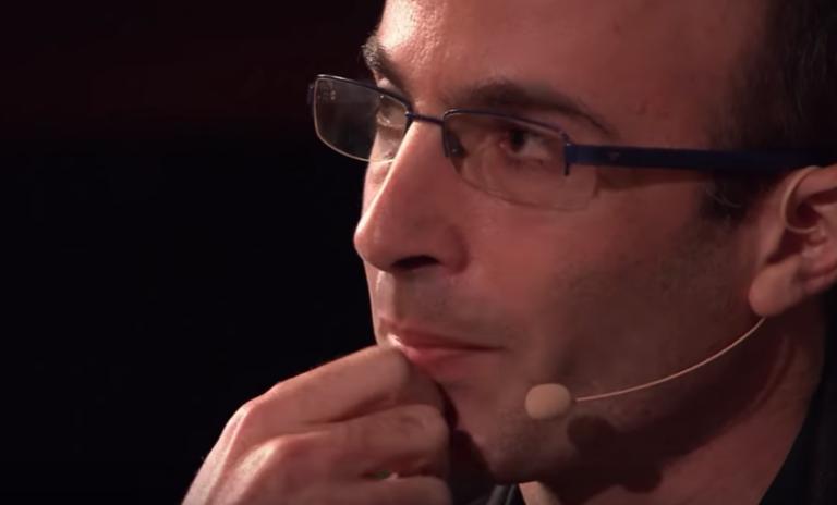 """Yuval Noah Harari: """"21 Lektionen für das 21. Jahrhundert"""""""