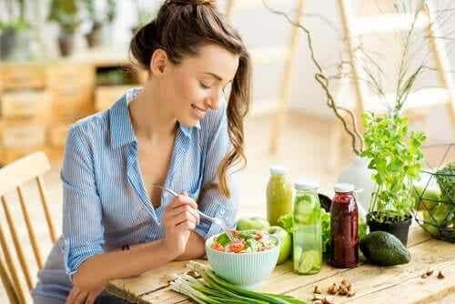 Warum entscheiden sich Menschen für eine vegetarische Ernährung?