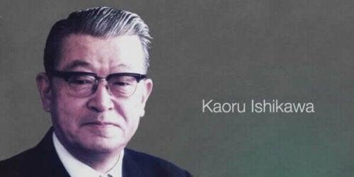 Ishikawa-Diagramm - Kaoru Ishikawa