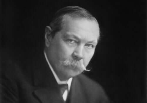 Arthur Conan Doyle - Fotografie
