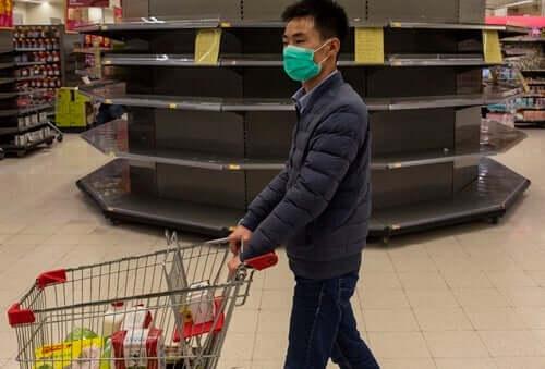 Hamsterkäufe wegen Coronavirus: psychologische Hintergründe