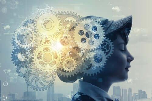 Der elastische Geist: ein Gehirn, das sich von Neugier ernährt.