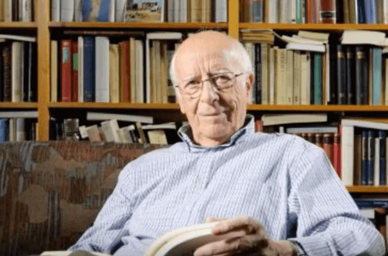 Emilio Lledó: 5 unglaublich Zitate des weisen Offiziers Spaniens
