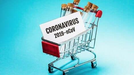Hamsterkäufe wegen Coronavirus