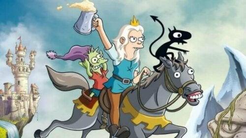 Disenchantment: Mittelalterliche Satire von Matt Groening