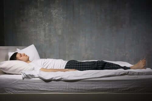 Schlafwandler können nicht auf äußere Reize reagieren