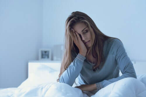 Einschlafprobleme während der Corona-Krise
