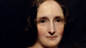 Bild der Autorin Mary Shelley.