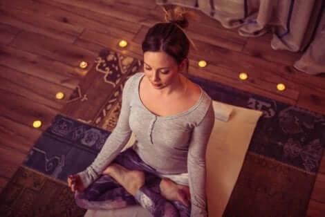 Meditation gegen Einschlafprobleme