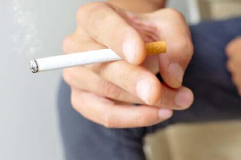 Tabakkonsum, Gefahr für Komplikationen