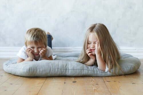 Langeweile bei Kindern - Ein wirkungsvolles Lerninstrument