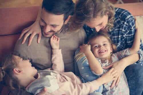 Die Rolle der Eltern in Coronavirus-Zeiten