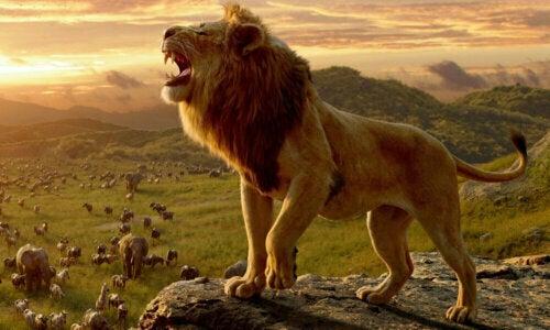 Der König der Löwen - Szene aus dem Remake von 2019