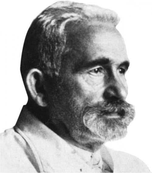 """Eugen Bleuler war ein Schweizer Psychiater, der den Begriff """"Schizophrenie"""" prägte"""