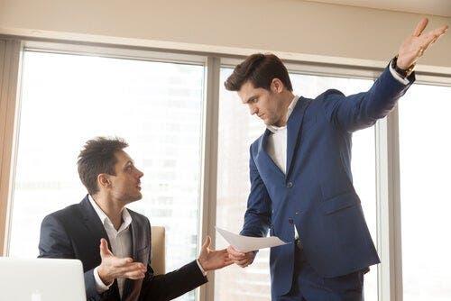 Mit der Rathus-Skala kann zwischen Aggressivität und Durchsetzunsvermögen unterschieden werden