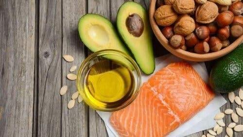 Omega-3-reiche Lebensmittel