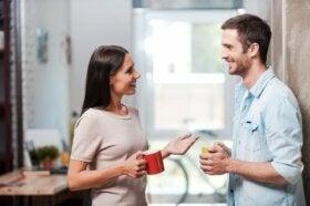 Gesten und Distanz: Die Kommunikation von Angesicht zu Angesicht