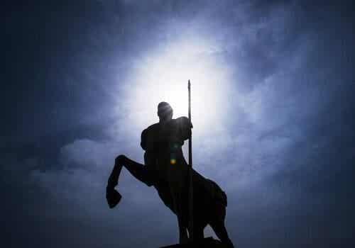 Der Mythos von Chiron, dem Heiler
