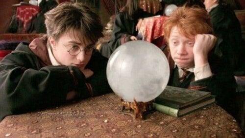 Harry Potter - und Ron