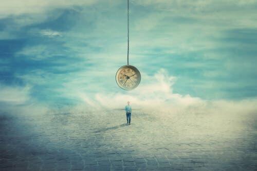 Wir haben nur eine begrenzte Zeit, um unser Glück zu leben