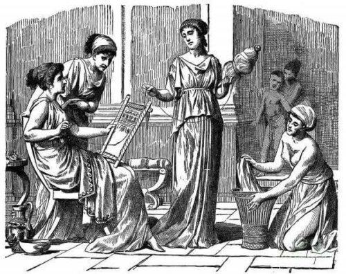 Frauen im Antiken Griechenland