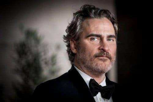 Joaquin Phoenix bei der Oscar-Verleihung
