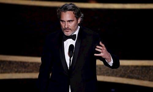 Joaquin Phoenix: Seine Rede für Lebewesen und die Umwelt