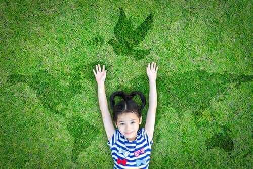 Kindern die Bedeutung von Frieden erklären - drei Möglichkeiten